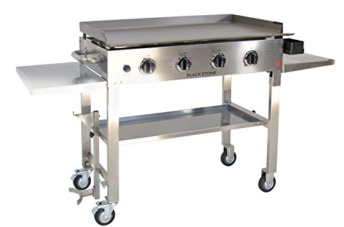 36 inch teppanyaki propane gas grill stainless steel body. Black Bedroom Furniture Sets. Home Design Ideas