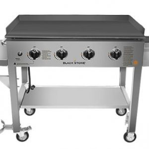 Blackstone-36-inch-Stainless-Steel-Outdoor-Cooking-Gas-Grill-Griddle-Station-0