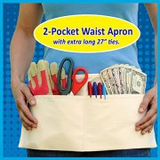 2-Pocket-Canvas-Waist-Apron-3-Pack-0-1