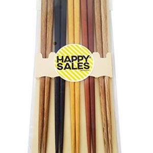 Happy-Sales-HSCH22S-5-Pairs-Multi-Color-Design-Japanese-Bamboo-Chopsticks-Gift-Set-Mnt-0
